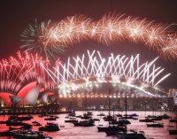 Xem Live trình diễn pháo hoa Giao thừa 2020 trên khắp thế giới