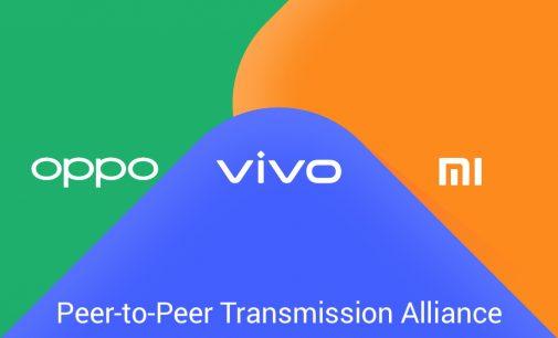 Vivo, OPPO và Xiaomi hợp tác cung cấp hệ thống truyền dữ liệu không dây mới