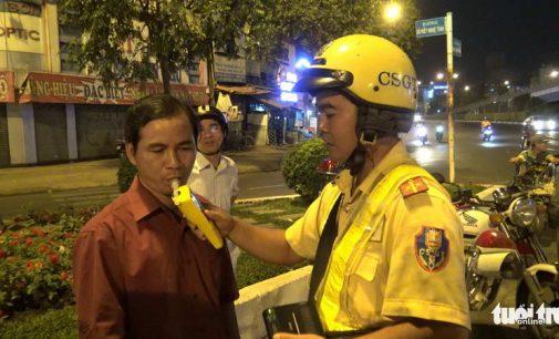 Từ đầu năm 2020, Việt Nam áp dụng mức xử phạt vi phạm giao thông nặng và khắt khe hơn