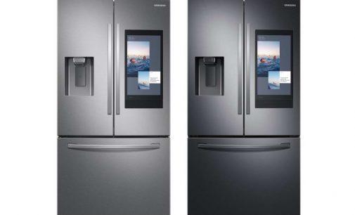 Tủ lạnh Samsung Family Hub 2020 ứng dụng tính năng AI và chuẩn bị thực phẩm thông minh