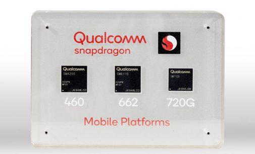Qualcomm ra mắt ba nền tảng di động Snapdragon 720G, 662 và 460 nâng cấp thiết bị 4G