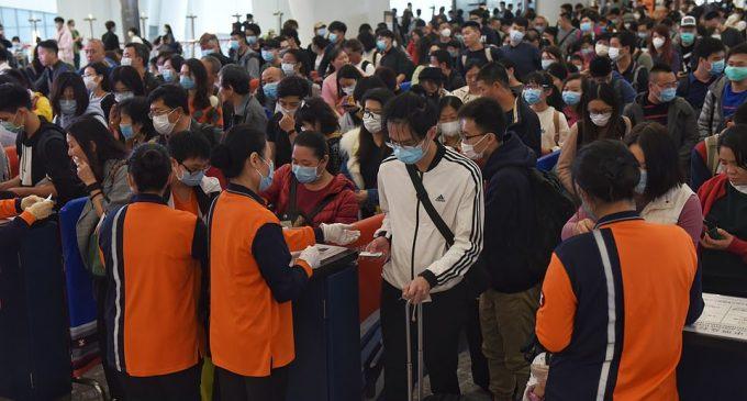 Dịch bệnh nhiễm trùng phổi virus Corona từ Vũ Hán: 25 người chết