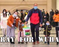 Pray 4 Wuhan