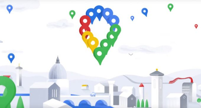 Google Maps mừng sinh nhật thứ 15 bằng giao diện mới toanh