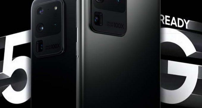 Công nghệ 5G được gắn cùng với S20 Ultra