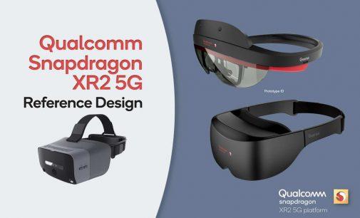 Qualcomm công bố sản phẩm mẫu thực tế ảo mở rộng Snapdragon XR2 hỗ trợ 5G