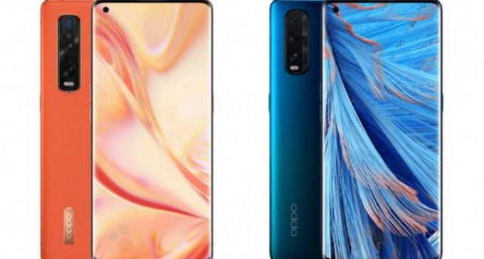 OPPO ra mắt smartphone flagship Find X2 series