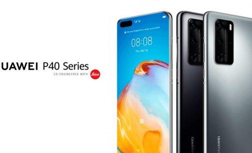 Huawei ra mắt dòng Huawei P40 series tiếp tục tập trung cho nhiếp ảnh di động