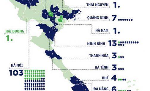 Ngày 4-4-2020 thêm 3 ca nhiễm, Việt Nam có 240 bệnh nhân COVID-19