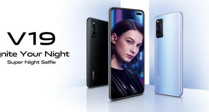 Vivo V19 được nâng cấp về selfie và chế độ chụp đêm ra mắt ở Việt Nam