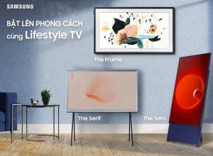 Samsung Vina tổ chức trải nghiệm các sản phẩm TV QLED 8K, The Frame, The Serif và The Sero 2020