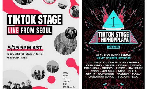 TikTok tiếp tục gây quỹ hỗ trợ phòng chống COVID-19 với chuỗi hòa nhạc K-POP