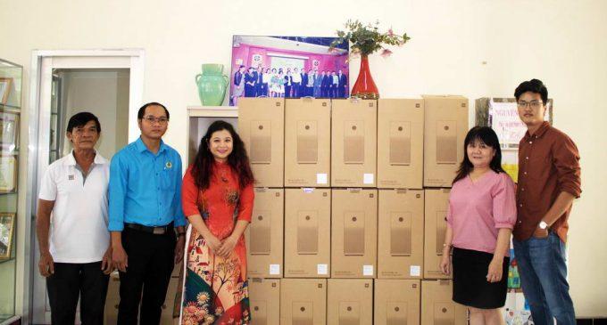 Xiaomi Việt Nam tặng 50 máy lọc không khí cho các trường mầm non ở quận Bình Tân