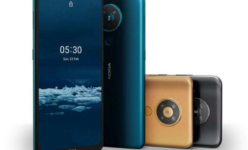 Nokia 5.3 với màn hình lớn trong phân khúc và AI quad camera