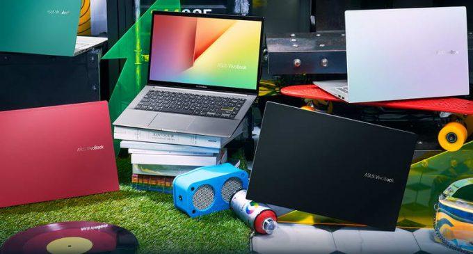 Dòng laptop ASUS VivoBook S series 2020 dành cho người dùng Gen Z ở Việt Nam
