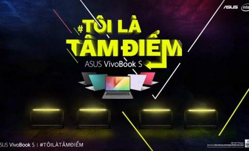 ASUS Việt Nam ra mắt dòng laptop VivoBook S series năm 2020