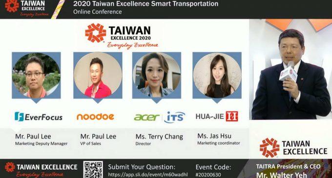 Giải pháp điều hướng kỹ thuật số, giao thông thông minh từ Taiwan