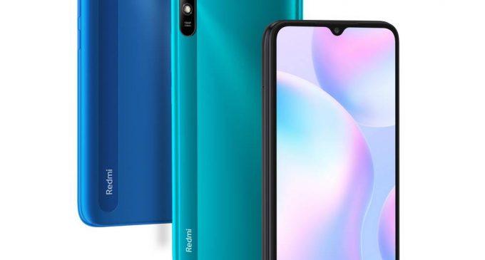 Xiaomi Việt Nam ra mắt Redmi 9A – smartphone dưới 2 triệu đồng có pin 5.000mAh