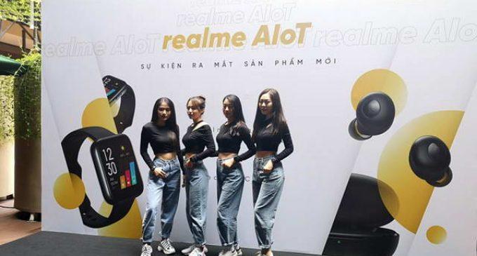 Realme vào cuộc chơi mới rộng lớn hơn ở Việt Nam với thiết bị AIoT