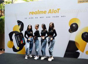 Realme ra mắt thiết bị AIoT ở Việt Nam (TP.HCM 9-7-2020)
