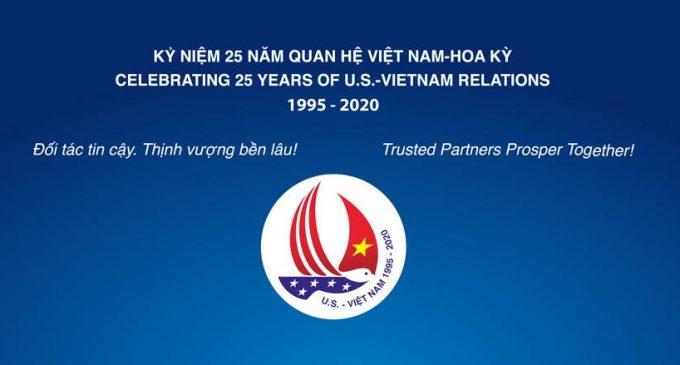 25 năm quan hệ ngoại giao Việt Nam – Hoa Kỳ