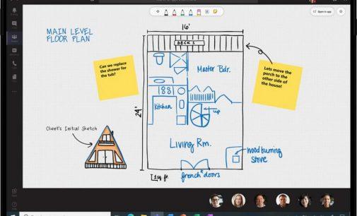 Microsoft Teams có thêm những tính năng tương tác trực tuyến mới