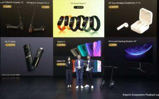 Xiaomi ra mắt toàn cầu 9 sản phẩm mới thuộc hệ sinh thái Mi