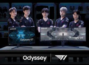 Samsung ra mắt dòng màn hình chuyên game Odyssey G7 và G9 ở Việt Nam (TP.HCM 16-7-2020)