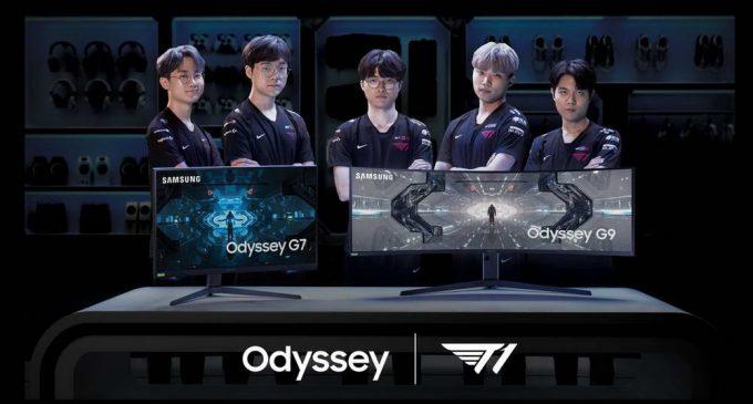 Samsung ra mắt màn hình chơi game dỉnh cao Odyssey G7 và G9 tại Việt Nam