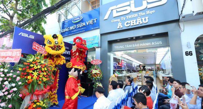 Cửa hàng Trải nghiệm cao cấp ASUS Exclusive Store tại Cần Thơ