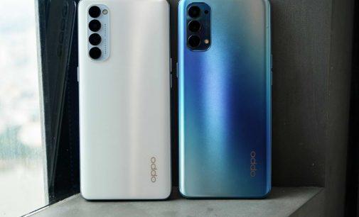 Bộ đôi smartphone OPPO Reno4 và Reno4 Pro có mặt ở Việt Nam