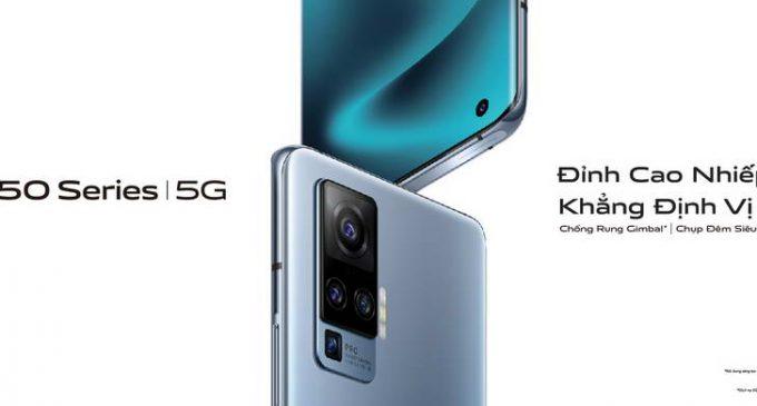 Vì đại dịch COVID-19, Vivo Việt Nam cũng chuyển sự kiện ra mắt dòng smartphone X50 series thành sự kiện online