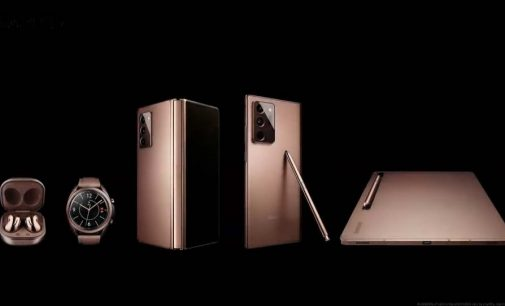 Samsung ra mắt 5 thiết bị Galaxy mới tại sự kiện online Galaxy Unpacked 2020 August