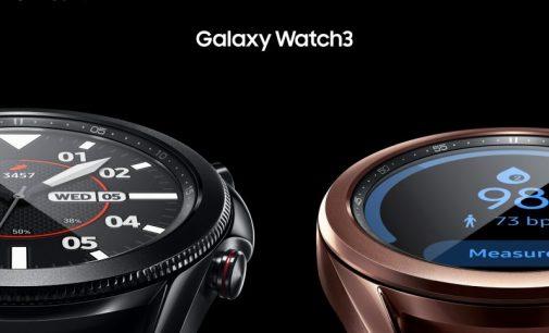 Đồng hồ thông minh Samsung Galaxy Watch3 đã có bán tại Việt Nam