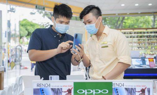 OPPO Reno4 series và OPPO Watch bắt đầu được bán tại Việt Nam