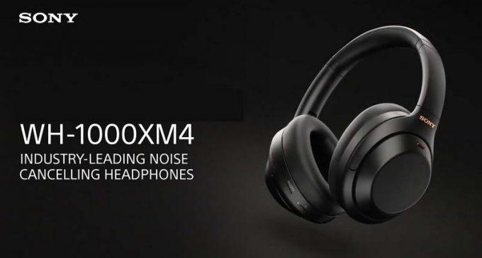 Sony ra mắt tai nghe chống ồn wireless đỉnh WH-1000XM4 tại Việt Nam