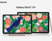 Samsung ra mắt tablet Galaxy Tab S7 và S7+ với S Pen thế hệ mới tại Việt Nam