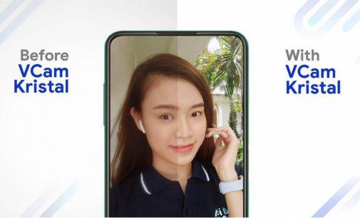 Vingroup công bố giải pháp camera ẩn dưới màn hình điện thoại