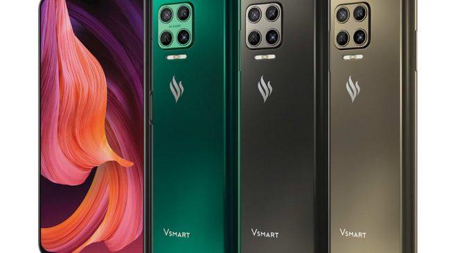 VinSmart ra mắt Vsmart Aris Pro, smartphone camera ẩn dưới màn hình đầu tiên tại Việt Nam