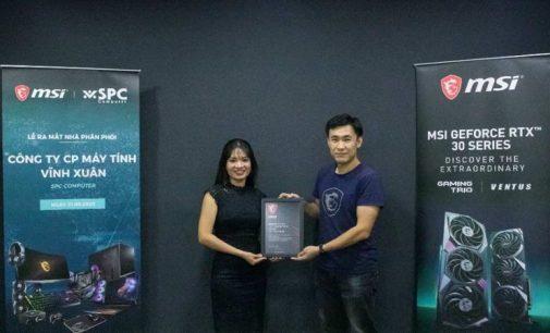 Công ty Vĩnh Xuân trở thành nhà phân phối MSI Desktop tại Việt Nam