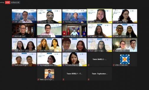 Đội CATFISH vô địch vòng chung kết quốc gia cuộc thi Khám phá Khoa học Số ASEAN 2020
