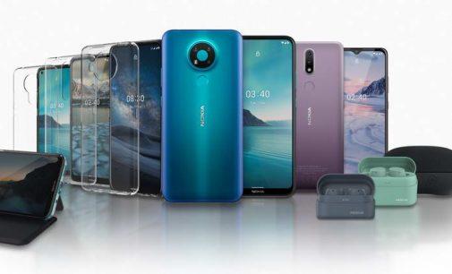 Nokia có 2 smartphone mới, tham gia 5G và thêm tai nghe, loa không dây