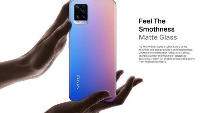 Smartphone vivo V20 sẽ ra mắt tại Việt Nam ngày 8-10-2020