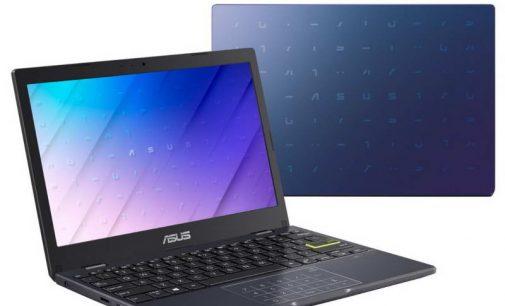 Laptop ASUS E210 nhỏ gọn nhiều tiện ích cho người dùng phổ thông