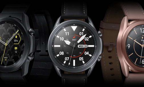 Thế Giới Di Động độc quyền phân phối Samsung Galaxy Watch3 ở Việt Nam