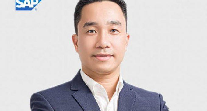 Ông Nguyễn Hồng Việt, Tổng giám đốc SAP Việt Nam đầu tiên là người ngay từ công ty