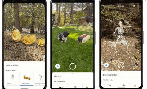 Google có nhiều trò thú vị cho người dùng chơi Halloween năm Cô Vi 2020