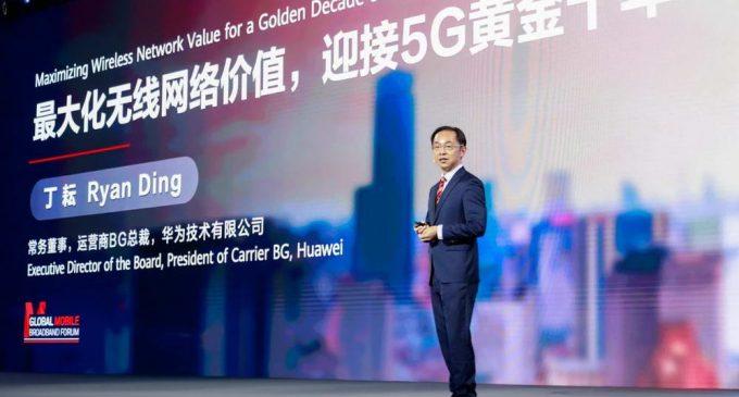 MBBF2020: Tối đa hóa giá trị mạng không dây cho Thập kỷ vàng của 5G