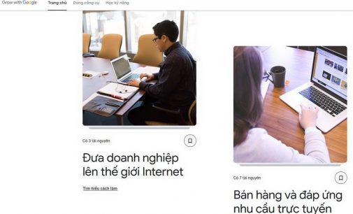 Google hợp tác cùng Lazada cung cấp khóa học trực tuyến cho các nhà bán hàng online