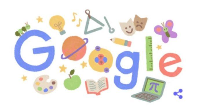 Google mừng Ngày Nhà giáo Việt Nam 20-11